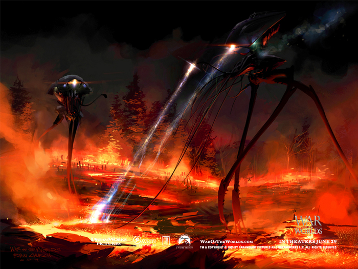 war of the worlds alien 2005. Tags:war, worlds, war of the