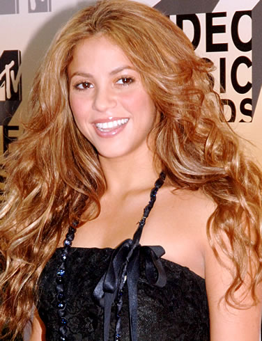 Shakira: text, images, music, video | Glogster EDU - 21st century multimedia ...