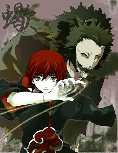 Sasori Of The Red Sand Death